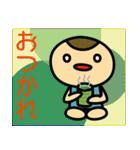 西武新宿線の友(個別スタンプ:3)
