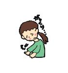 まりちゃんのふつうの毎日(個別スタンプ:23)