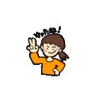 まりちゃんのふつうの毎日(個別スタンプ:31)