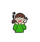 まりちゃんのふつうの毎日(個別スタンプ:33)