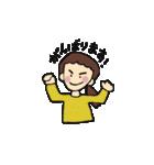 まりちゃんのふつうの毎日(個別スタンプ:38)
