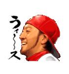 CARP 菊池涼介×勝ちグセ。(個別スタンプ:07)