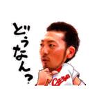 CARP 菊池涼介×勝ちグセ。(個別スタンプ:19)