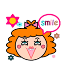 DOLLY DOLLY 8 (ENGLISH)(個別スタンプ:03)