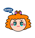 DOLLY DOLLY 8 (ENGLISH)(個別スタンプ:12)