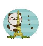 大人可愛い♪パンダねこ 敬語2(個別スタンプ:23)
