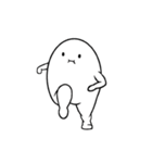 ダンシングこめこパン(個別スタンプ:13)