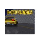 動く!クル来る車5(個別スタンプ:9)