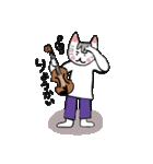 バイオリン弾きの3本毛ねこの日常♪(個別スタンプ:01)