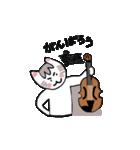 バイオリン弾きの3本毛ねこの日常♪(個別スタンプ:31)
