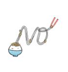 豆のスタンプ(個別スタンプ:03)