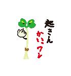 カイワレ大根だじゃれ(個別スタンプ:13)