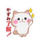 【かずみ】さんが使う☆名前スタンプ(個別スタンプ:01)