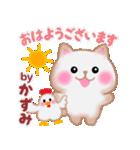 【かずみ】さんが使う☆名前スタンプ(個別スタンプ:03)