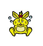ハッピーラビット 〜ウサわせ〜(個別スタンプ:20)