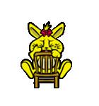 ハッピーラビット 〜ウサわせ〜(個別スタンプ:23)