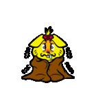 ハッピーラビット 〜ウサわせ〜(個別スタンプ:24)