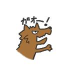 やさぐれ赤ずきん(個別スタンプ:38)