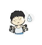Water Baby(個別スタンプ:15)