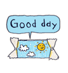 Cute and Fun stickers(個別スタンプ:01)