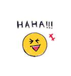 Cute and Fun stickers(個別スタンプ:06)
