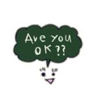 Cute and Fun stickers(個別スタンプ:09)