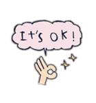 Cute and Fun stickers(個別スタンプ:10)
