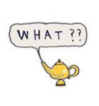 Cute and Fun stickers(個別スタンプ:20)