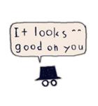 Cute and Fun stickers(個別スタンプ:32)