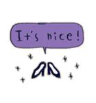 Cute and Fun stickers(個別スタンプ:33)