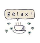 Cute and Fun stickers(個別スタンプ:38)