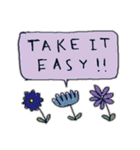 Cute and Fun stickers(個別スタンプ:39)