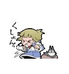 動く!花粉症男子(個別スタンプ:01)