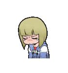 動く!花粉症男子(個別スタンプ:02)