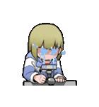 動く!花粉症男子(個別スタンプ:03)
