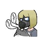 動く!花粉症男子(個別スタンプ:06)