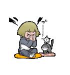 動く!花粉症男子(個別スタンプ:09)