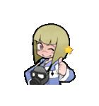 動く!花粉症男子(個別スタンプ:10)