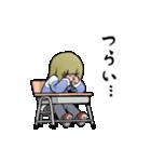 動く!花粉症男子(個別スタンプ:13)