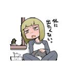 動く!花粉症男子(個別スタンプ:16)