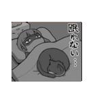 動く!花粉症男子(個別スタンプ:22)