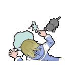動く!花粉症男子(個別スタンプ:23)