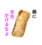 【実写】おいなりさん(個別スタンプ:06)