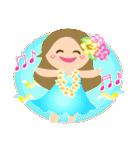 オリオリ☆フラガールズ 2(個別スタンプ:11)
