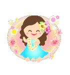 オリオリ☆フラガールズ 2(個別スタンプ:14)