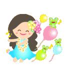 オリオリ☆フラガールズ 2(個別スタンプ:15)