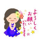 オリオリ☆フラガールズ 2(個別スタンプ:25)
