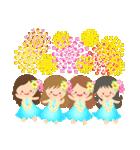 オリオリ☆フラガールズ 2(個別スタンプ:39)