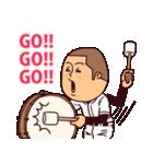 まるがり高校野球部3(個別スタンプ:35)