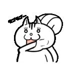 白リスの「しーりー」スタンプ(個別スタンプ:03)